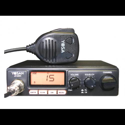 Радиостанция Yosan JC-2204