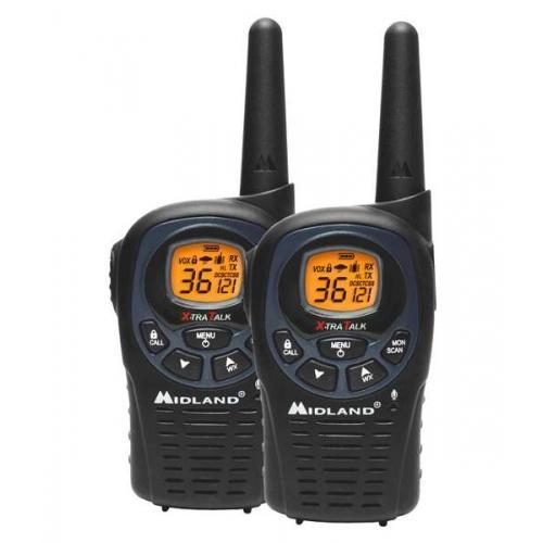 Комплект радиостанций Midland LXT 325