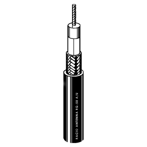 Кабель Racio Antenna RG-58 A/U