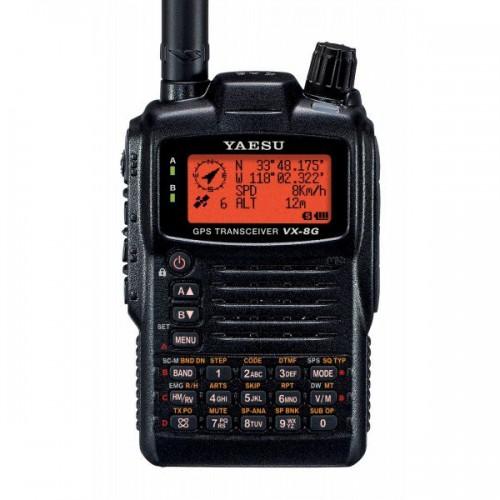 Радиостанция Yaesu VX-8GR