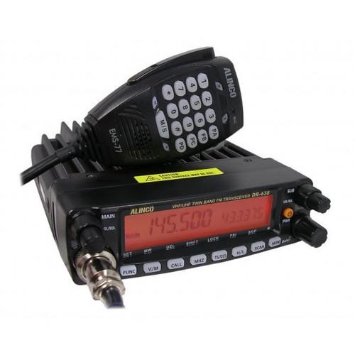 Радиостанция Alinco DR-638 Dual-band