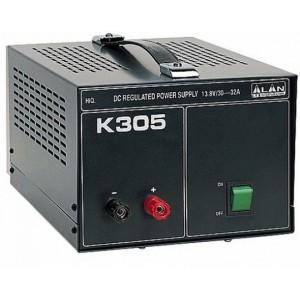 Блок питания Alan K-305 13,8В, 30-32А