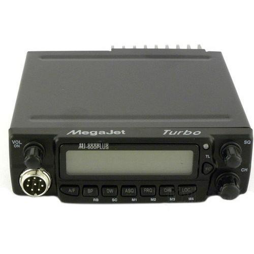 Радиостанция MegaJet MJ-600 Plus Turbo
