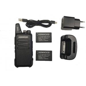 Радиостанция Kenwood TK-F6 SMART UHF (+АКБ и ЗУ)