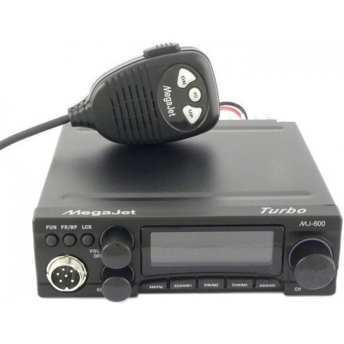 Радиостанция MegaJet MJ-600 Turbo