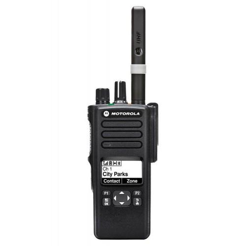 Радиостанция Motorola DP4600E (MDH56JDQ9VA1_N)