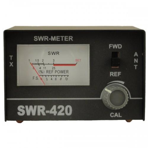 Измеритель КСВ SWR-420