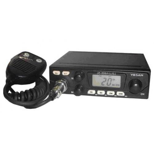 Радиостанция Yosan JC-2204 Turbo