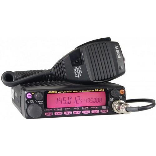 Радиостанция Alinco DR-635 VHF/UHF