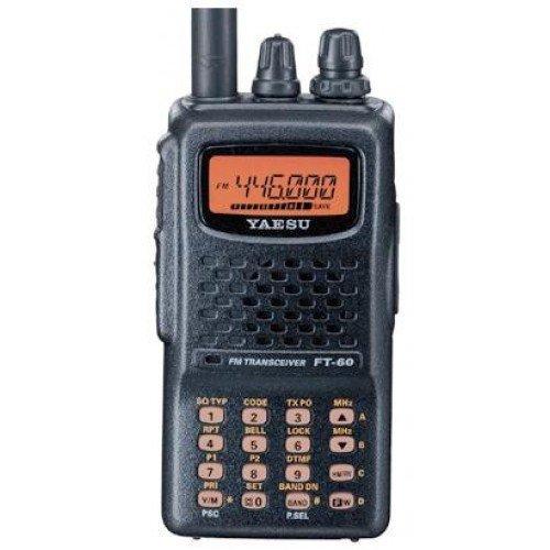 Радиостанция Yaesu FT-60