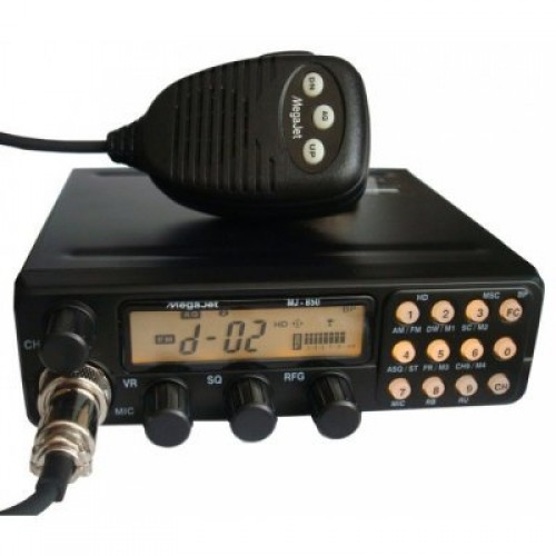 Радиостанция MegaJet MJ-850