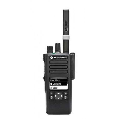 Радиостанция Motorola DP4600E (MDH56RDQ9VA1_N)