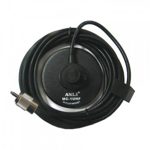 Магнитное основание для антенн Anli MC-1 UHF