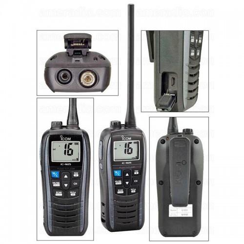 Радиостанция Icom IC-M25