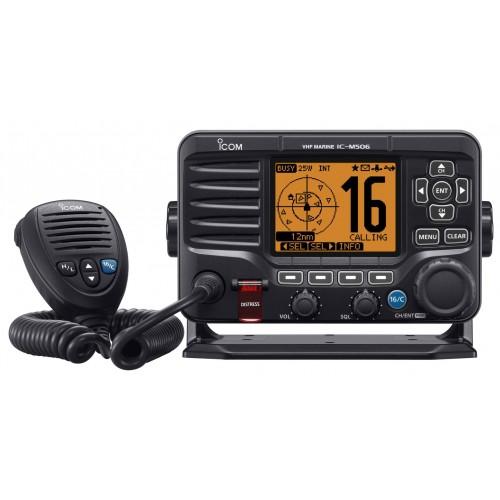 Радиостанция Icom IC-M506