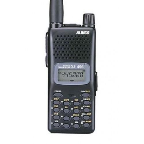 Радиостанция Alinco DJ-496