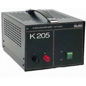 Блок питания Alan K-205 13,8В, 20-22А