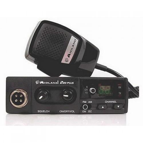 Радиостанция Midland 203