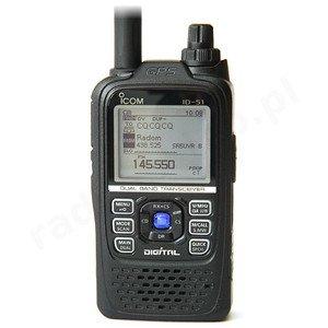 Радиостанция Icom ID-51E