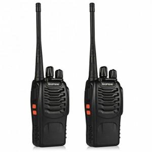 Комплект радиостанций Baofeng BF-888S х2