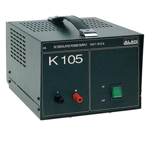 Блок питания Alan K-105 13,8В, 10А