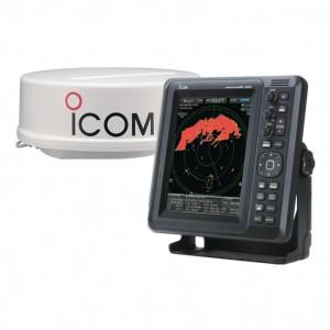 Судовой морской радар Icom MR-1010R2
