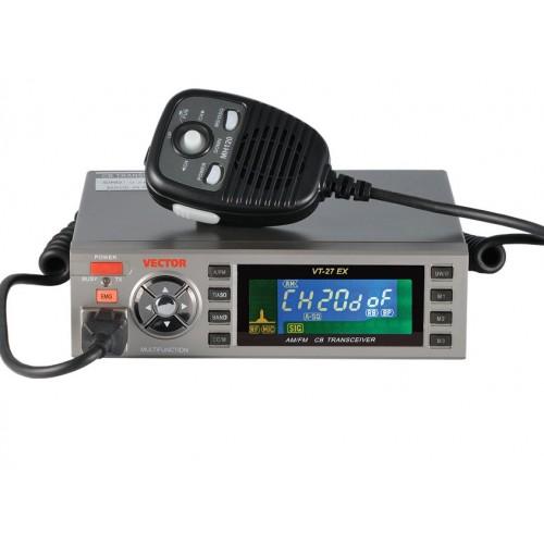 Радиостанция Vector VT 27 Explorer